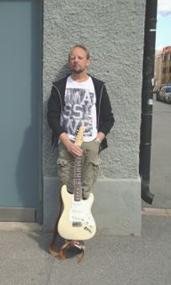 Stefan Nilsson, elgitarrlärare